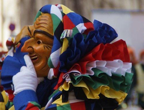 (Un)gereimtes zur Karnevalszeit: Pater Heinz-Willi Rivert SAC