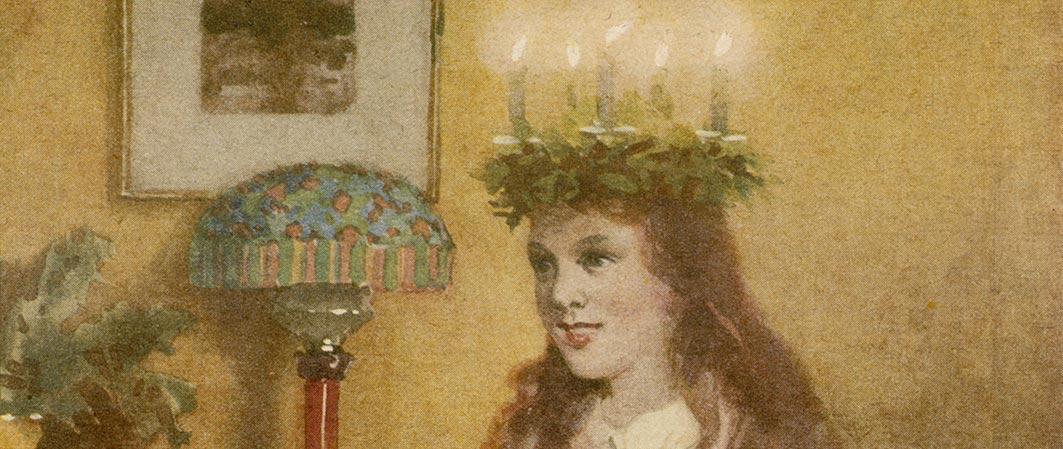 Die Heilige Luzia bringt uns das Licht