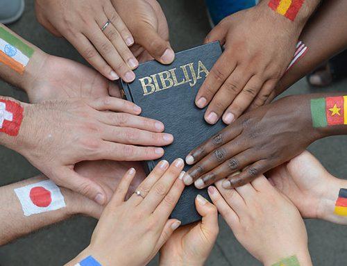 Weltweit beten für die Einheit der Christen: von Pater Winkens SAC