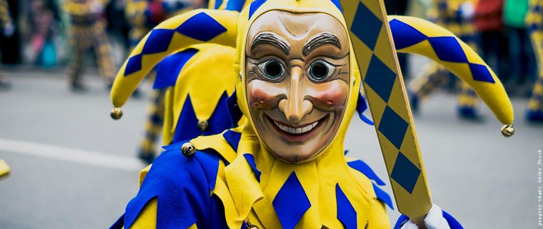 Vom Narren zum Clown - Beitrag von Pater Müller