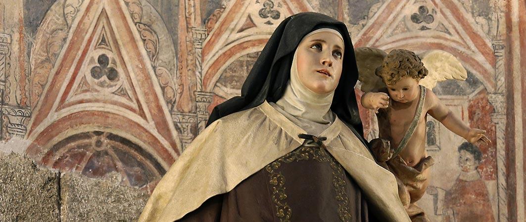 Herr, ich will keine Heilige sein. Teresa von Avila