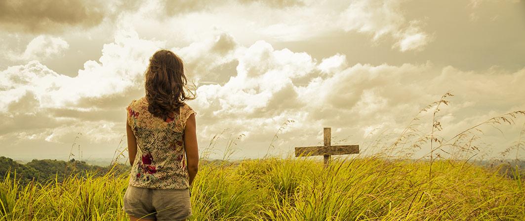 Auch am Grab Jesu waren es die Frauen